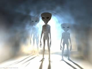 Внешность инопланетян