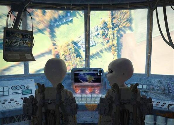 В Архангельской области грибники увидели НЛО и