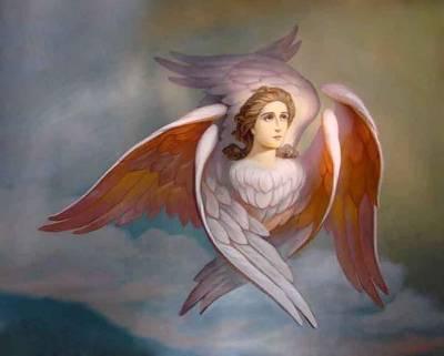 Ангелы. Серафимы.Херувимы