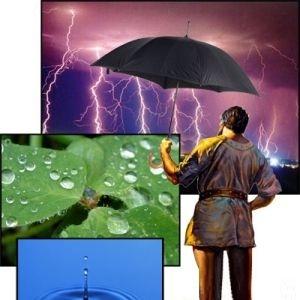 Мистика и дождь