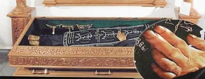 Мощи святого Александра Свирского нетленны почти 500 лет
