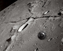 Обратная сторона Луны - космические сказки или правда? 1