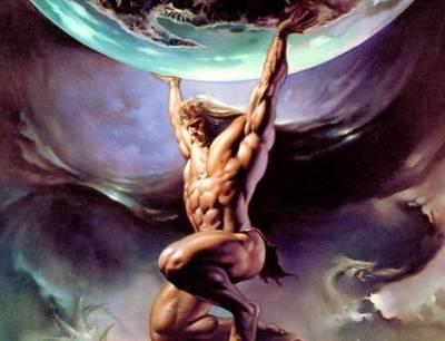 На Земле существовала раса богоподобных титанов