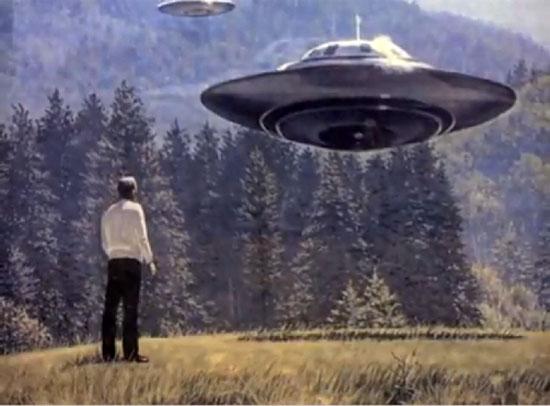 Инопланетяне спасут человечество в 2050 году
