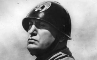 Бенито Муссолини и сигналы марсиан