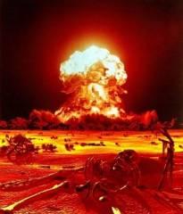 Следы прошлого ядерного Апокалипсиса на Земле